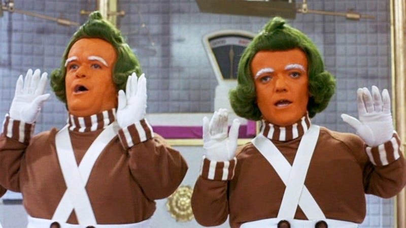 Illustration for article titled Oxford English Dictionary Adds 'Oompa Loompa' and Other Tributes to Author Roald Dahl