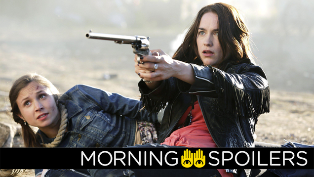 Updates From Wynonna Earp, Falcon and the Winter Soldier, and More