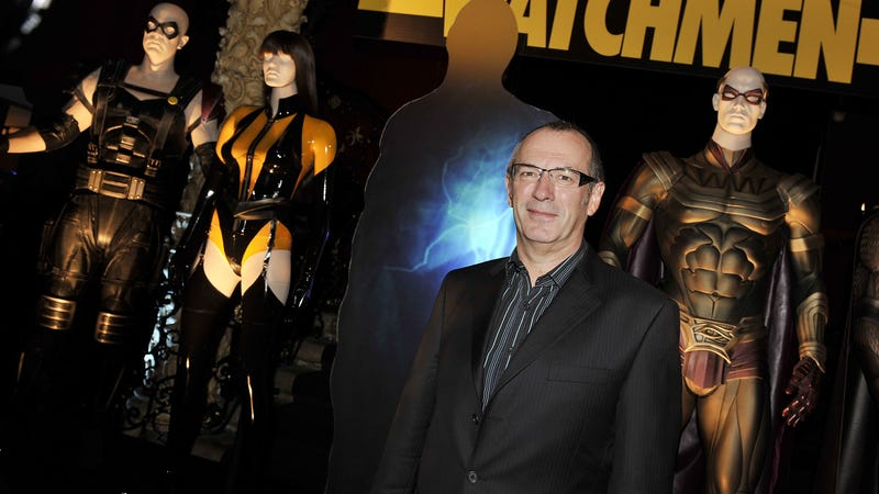 "Illustration for article titled Watchmen co-creator Dave Gibbons specifically says HBO's version is an ""alternative reality"""