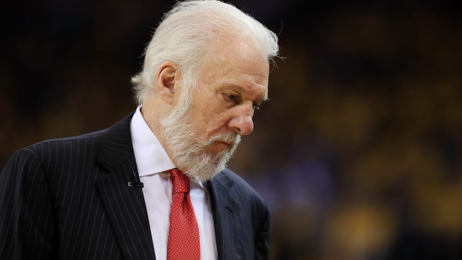 'We Still Have No Clue Of What Being Born White Means' - San Antonio Spurs Coach Gregg Popovich Goes In On White Privilege