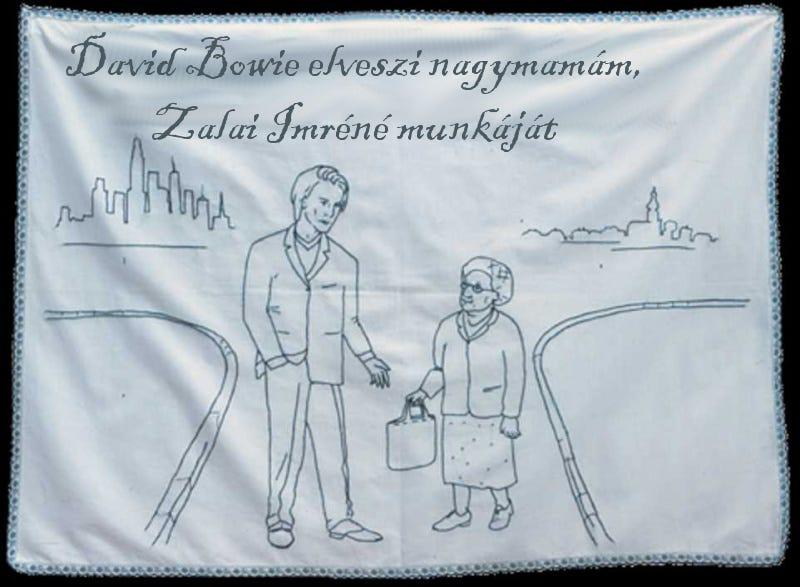 Illustration for article titled Ennek a Nemzeti Galériában lenne a helye!