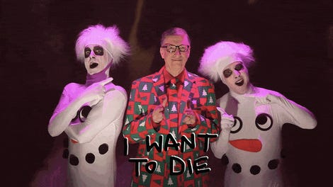 tom hanks didnt actually want to play david s pumpkins at first