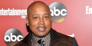 Daymond John is one of the investors on ABC's Shark Tank. (Jennifer Graylock/Getty Images)