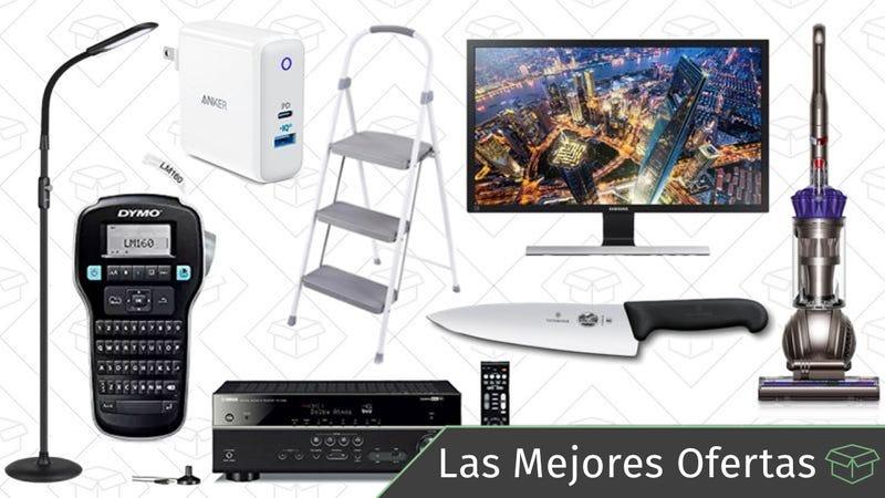 Illustration for article titled Las mejores ofertas de este viernes: Monitor 4K, aspiradora Dyson, televisores OLED y más
