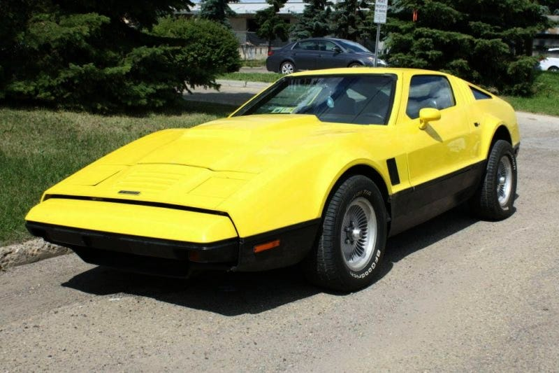 Illustration for article titled Could A Restored Bricklin SV1 Be Worth $18,000?