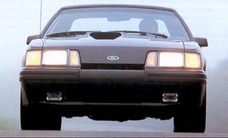 Illustration for article titled Ford To Bring Mustang SVO Badge Back For 2010 With 300 HP Eco-Boosted Four-Cylinder
