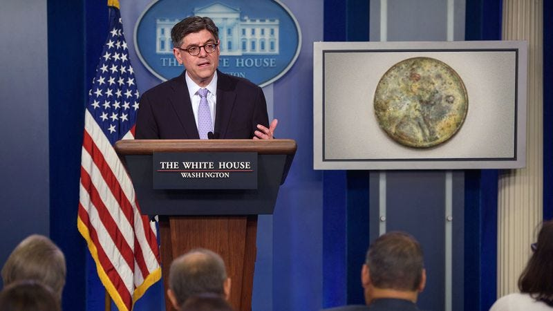 Illustration for article titled Secretary Of Treasury Announces Plan To Remove Gross Penny From Circulation
