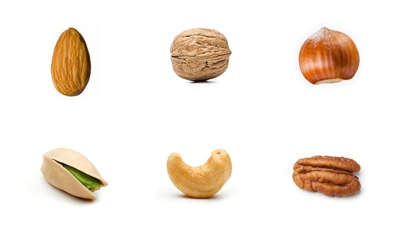 Illustration for article titled 7 Tree Nuts, Ranked Using A System You Could Never Even Begin To Understand