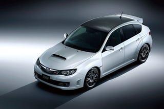 Illustration for article titled Subaru WRX STI Carbon