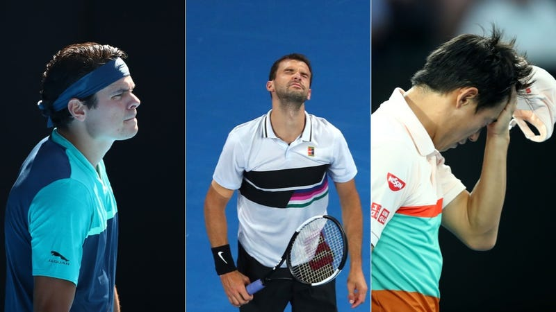 Illustration for article titled The Lost Generation Has Left The Australian Open And Still Looks Quite Lost