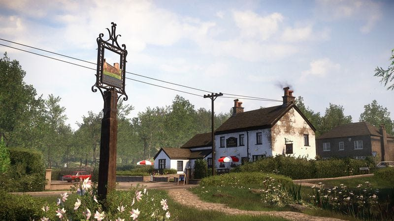 Illustration for article titled Everybody's Gone To The Rapture gives the apocalypse a beautiful soundtrack