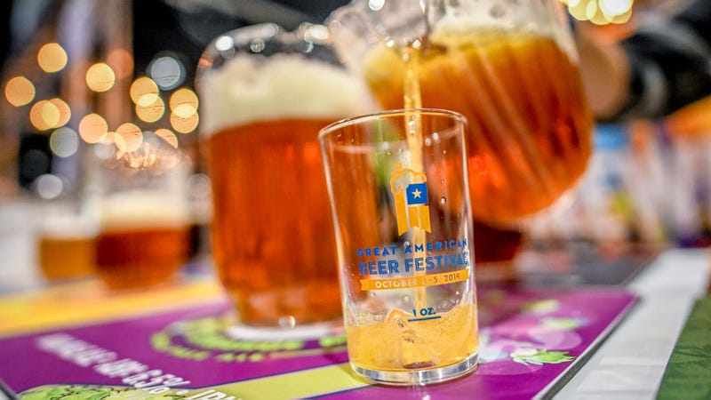 Trending beers at Great American Beer Festival offer glimpse into our fizzy future