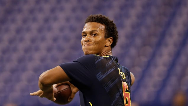 DeShone Kizer Says His Incredible, Thoroughly Detailed Bragging Was Taken Out Of Context