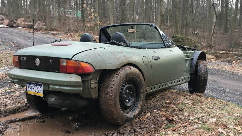 Good Afternoon I Have Discovered The Best Bmw Z3 It Is This Nasty Off Road Beast