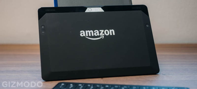 Illustration for article titled Amazon's Got a Faster Kindle Fire HDX and a Fleet of $100 Tiny Tablets