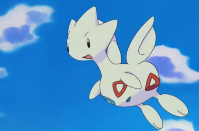 Illustration for article titled Togetic's Low Catch Rate InPokémonGo Is Frustrating Players