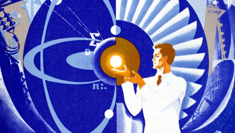 Illustration for article titled Up and atom! This kid built his own nuclear reactor
