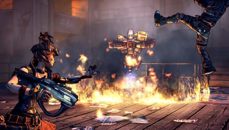 Illustration for article titled You Can Now Download Borderlands 2's Mechromancer DLC