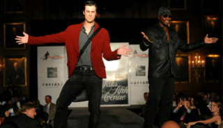 Illustration for article titled My Oh My Does Cole Hamels Look Like He Was Born To Walk The Runway