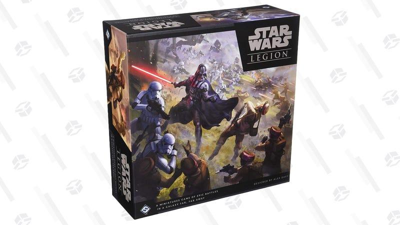 Star Wars Legion: Core Set   $50   Amazon