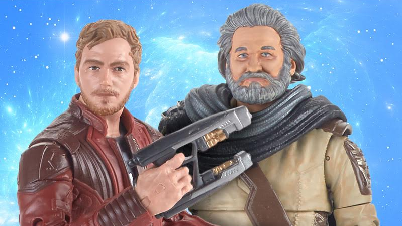 Illustration for article titled This Action Figure Is Our Best Look Yet at Kurt Russell in Guardians of the Galaxy Vol. 2