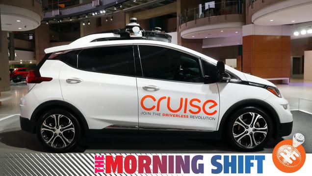 Autonomous Vehicles May Stop Looking Like Cars