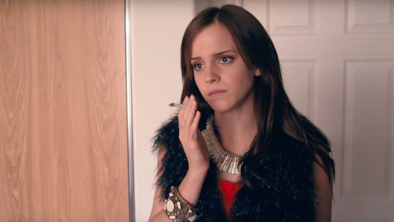 Emma Watson in the movie Bling Ring