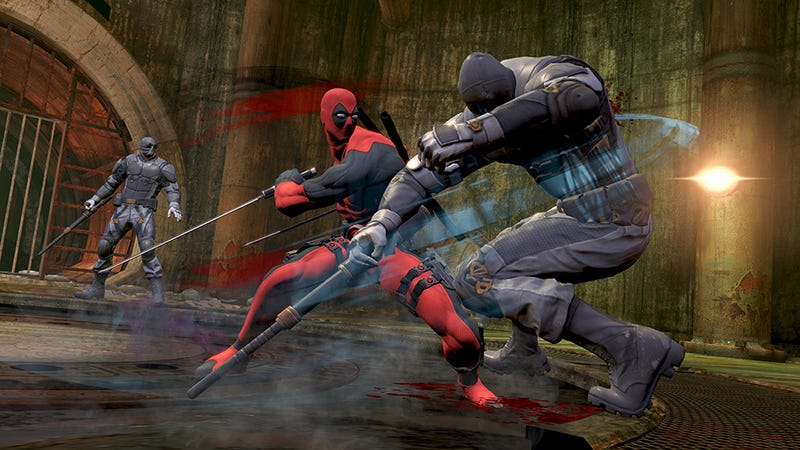 Illustration for article titled Activision Lays Off High Moon Studios' Deadpool Team