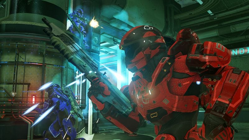 Illustration for article titled Halo 5 is a step backward, but it's a step in the right direction