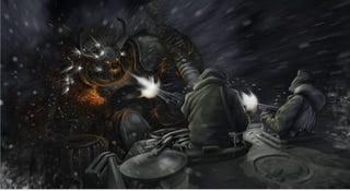 Illustration for article titled Weta gets involved in the Band of Brothers meets Hellboy film: Panzer 88