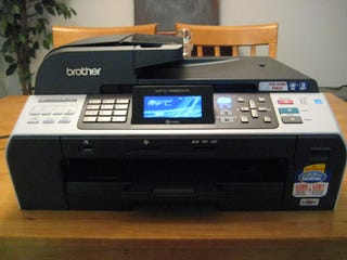 Illustration for article titled Lightning Review: Brother's $200 4-in-1 Printer (Verdict: Great and Cheap)