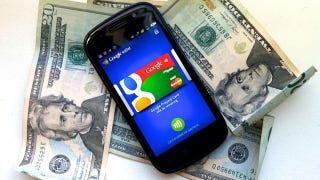 Illustration for article titled Sprint Rolling Out Google Wallet to 10 New Phones