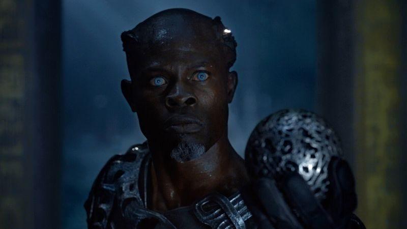 Djimon Hounsou as Korath in Guardians Of The Galaxy