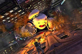 Illustration for article titled Will We See The Ghostbusters Game In 2009?