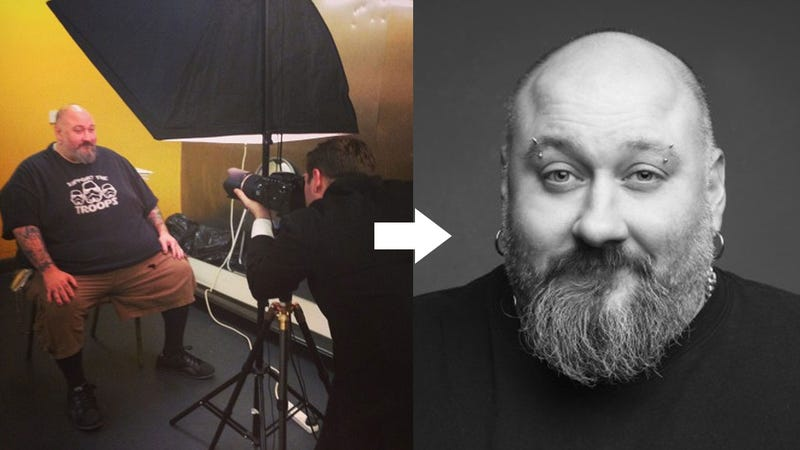 Take Stunning Studio-Quality Portrait Photos with Just One Light