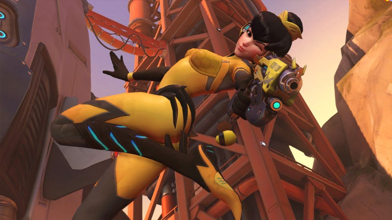 Illustration for article titled Overwatch Test Patch Adds Tons Of New Voice Lines