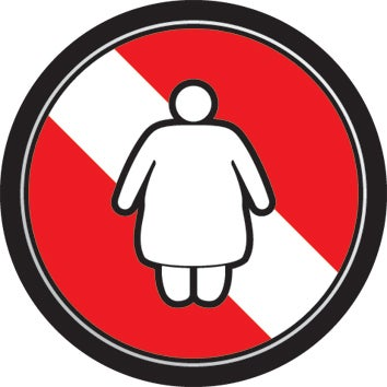 Illustration for article titled If You're Fat-Phobic, You're Also An Ignorant, Bigoted Idiot