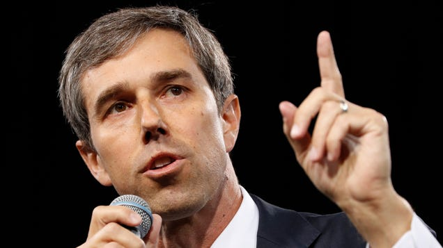 Beto O Rourke s First Policy Proposal Is a $5 Trillion Plan to Tackle Climate Change