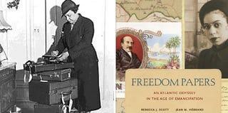 Journalist Fay Jackson (University of Southern California); Freedom Papers (Harvard University Press)