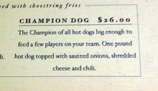 Illustration for article titled The Texas Rangers Plan To Sell A $26 Hot Dog This Season