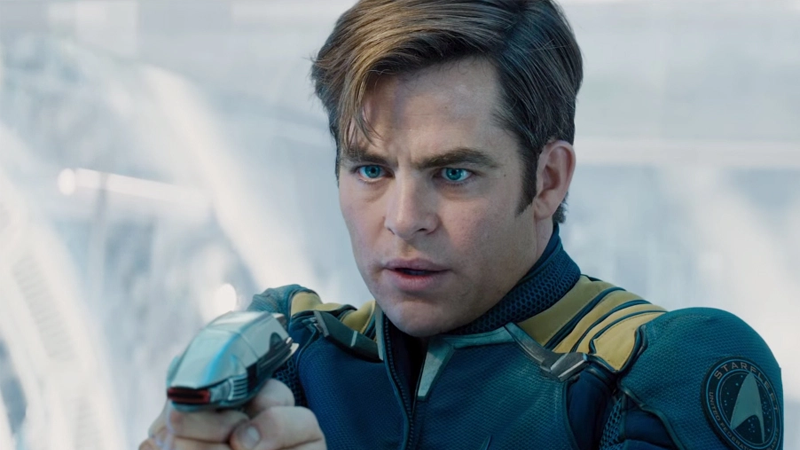 Star Trek 4 might have been sent to the brig.