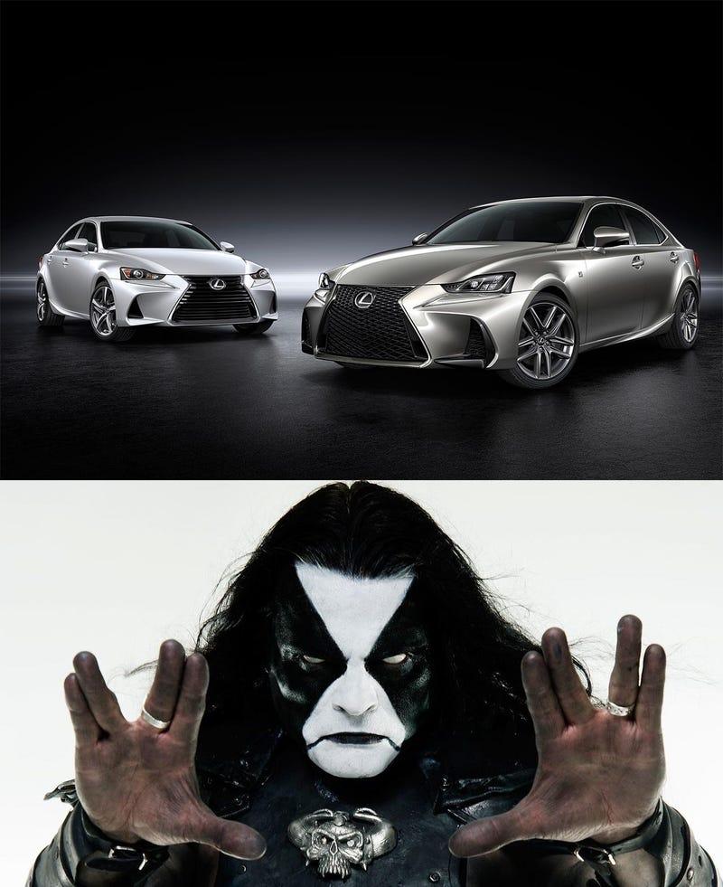 Illustration for article titled Lexus