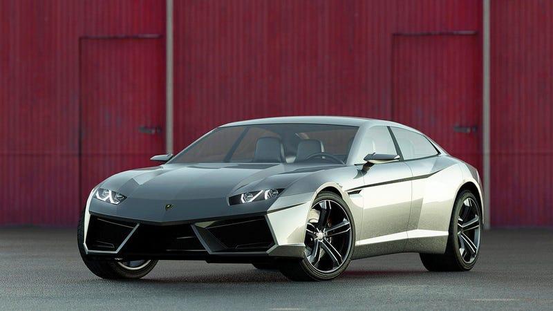 Illustration for article titled The Estoque is the best Lamborghini since the Diablo.
