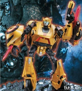 Illustration for article titled Transformers: War For Cybertron Gets Its Own Toy Line (Update)