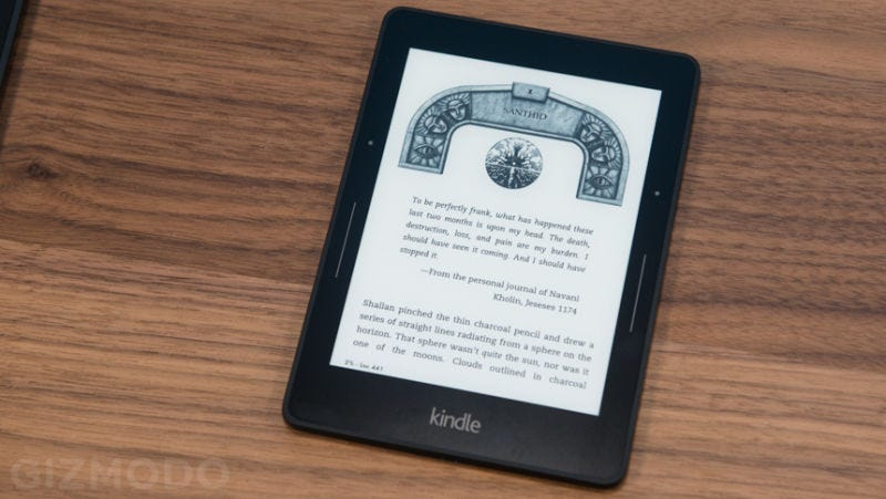 Kindle Voyage | $150 | AmazonFoto: Gizmodo