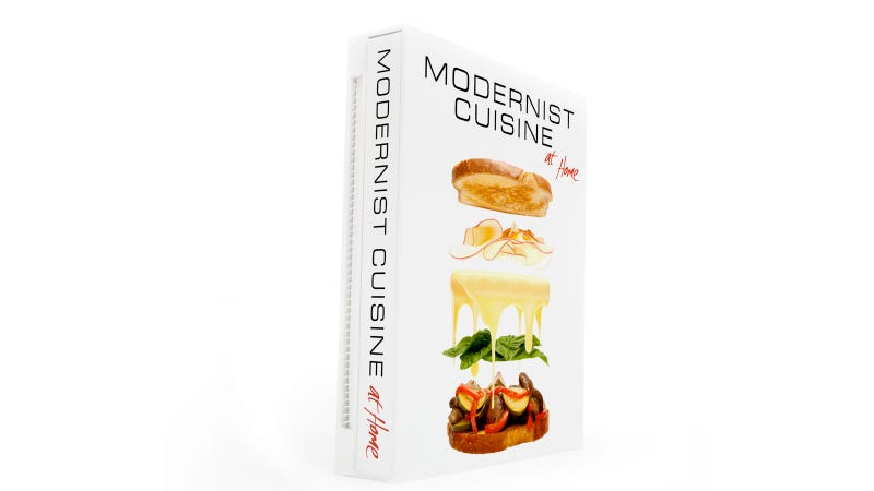 Illustration for article titled Modernist Cuisine at Home Will Come Full of Recipes You Can Actually Use