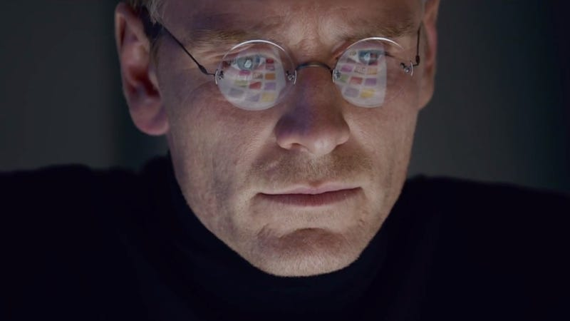 Illustration for article titled Steve Jobs Is a Very Entertaining Movie About How It's OK to Be an Asshole