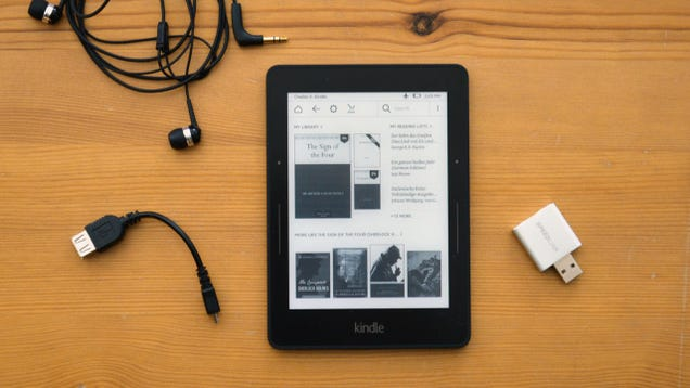 Build Your Own Kindle Audio Adapter For Less Than $10