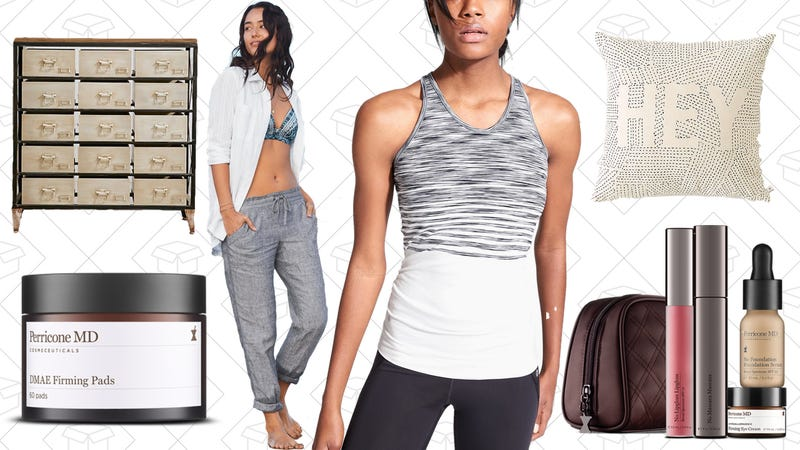Illustration for article titled Today's Best Lifestyle Deals: Athleta, Perricone MD, Urban Outfitters, and More