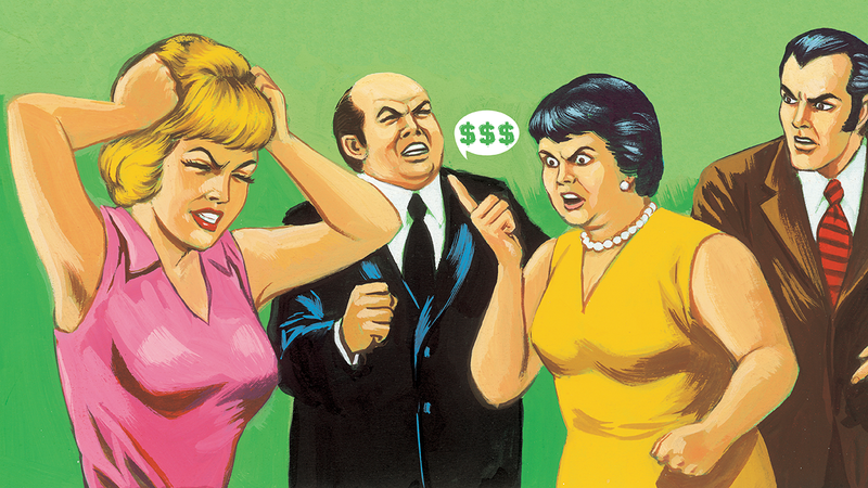 Illustration for article titled Five Awkward Money Questions From Your Family and How to Handle Them